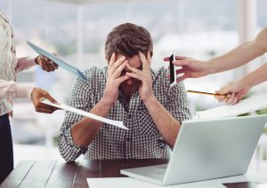 Ansiedade e estresse prejudicam a saúde bucal
